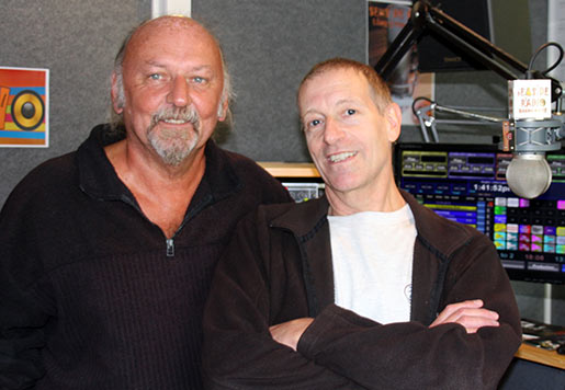 Dave Radford and Steve Wyse - Radio interview